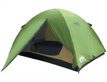 Лёгкая и компактная туристическая палатка для походов выходного дня. Spark 3