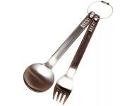 Набор ложка+вилка Titan Fork & Spoon